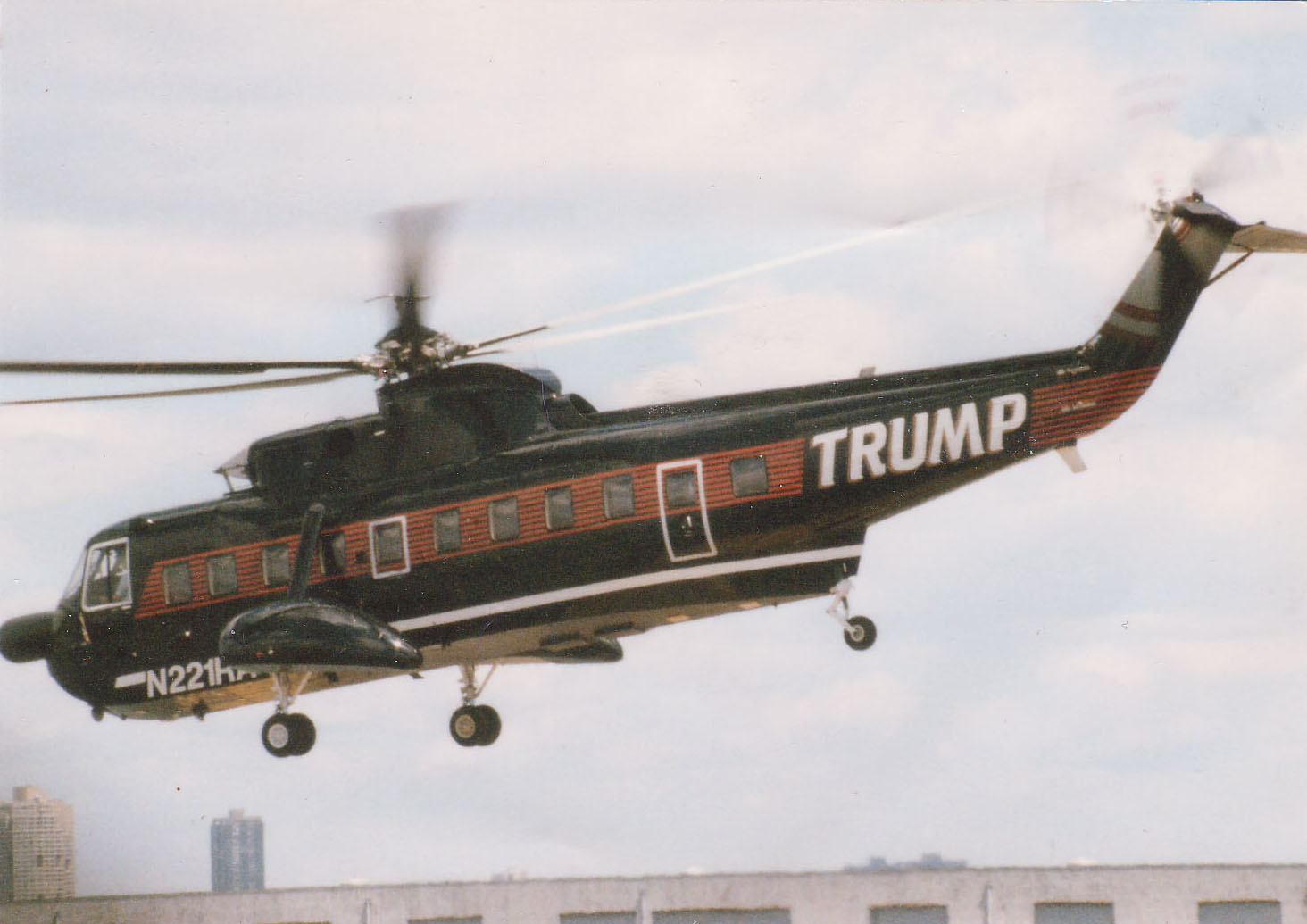 Gallery For > Donald Trump Helicopter