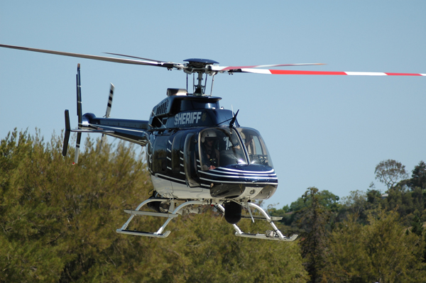 Helispot Photo #4737 : Bell 407 : N407CC : Contra Costa County Sheriffs Department