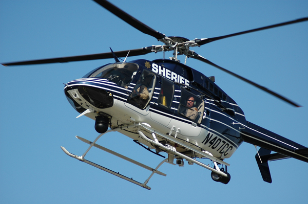 Helispot Photo #4739 : Bell 407 : N407CC : Contra Costa County Sheriffs Department