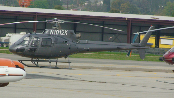 Helispot Photo #4832 : Eurocopter AS350B2 A-star : N1012K : Helifilms